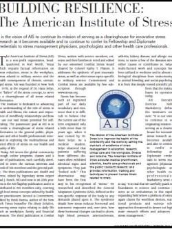 AIS Organizational Spotlight
