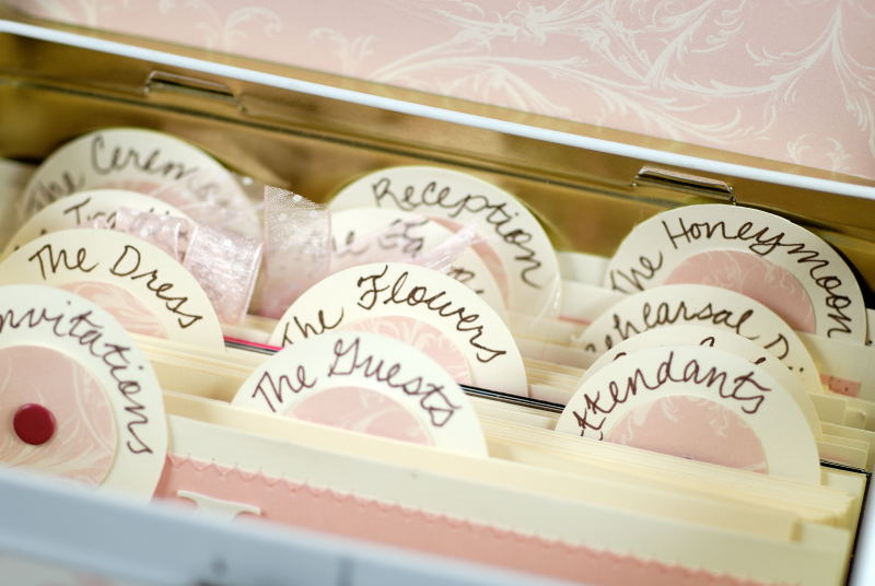 The Business End of DIY Wedding Planning - Stress Free Bride