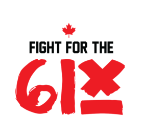 Fight for the 6ix logo