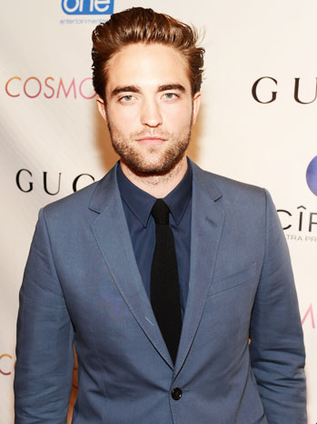 """Cosmopolis"" New York Premiere - Inside Arrivals"