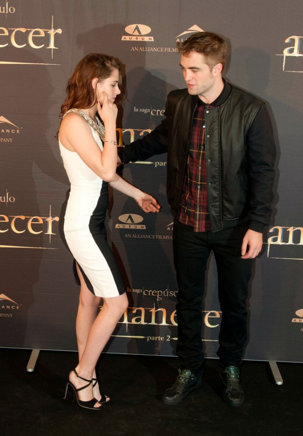 """The Twilight Saga: Breaking Dawn - Part 2"" Madrid Photocall"