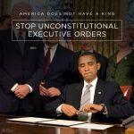 Stop Obama's Executive Orders