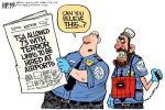 TSA fails background checks
