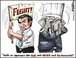Cruz fight - GOP surrender
