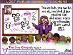 LGBT agenda - teaching kids