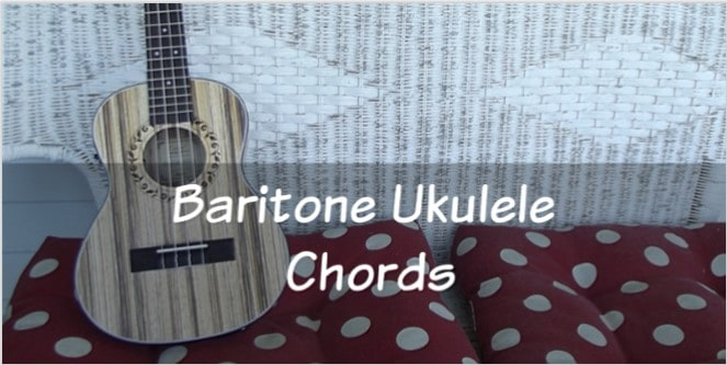 5 Easy Baritone Ukulele Chords to Learn First - StringVibe