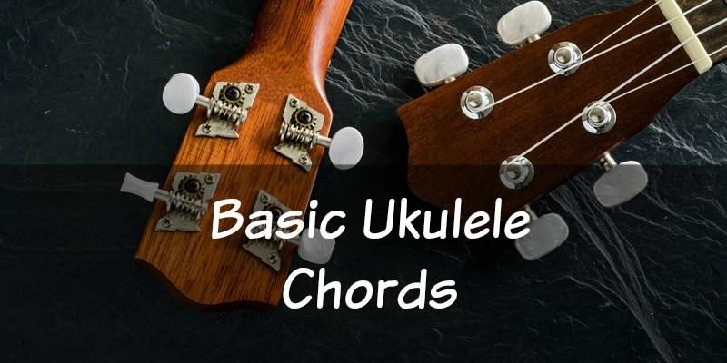 The Basic Ukulele Chords to Focus on First - StringVibe