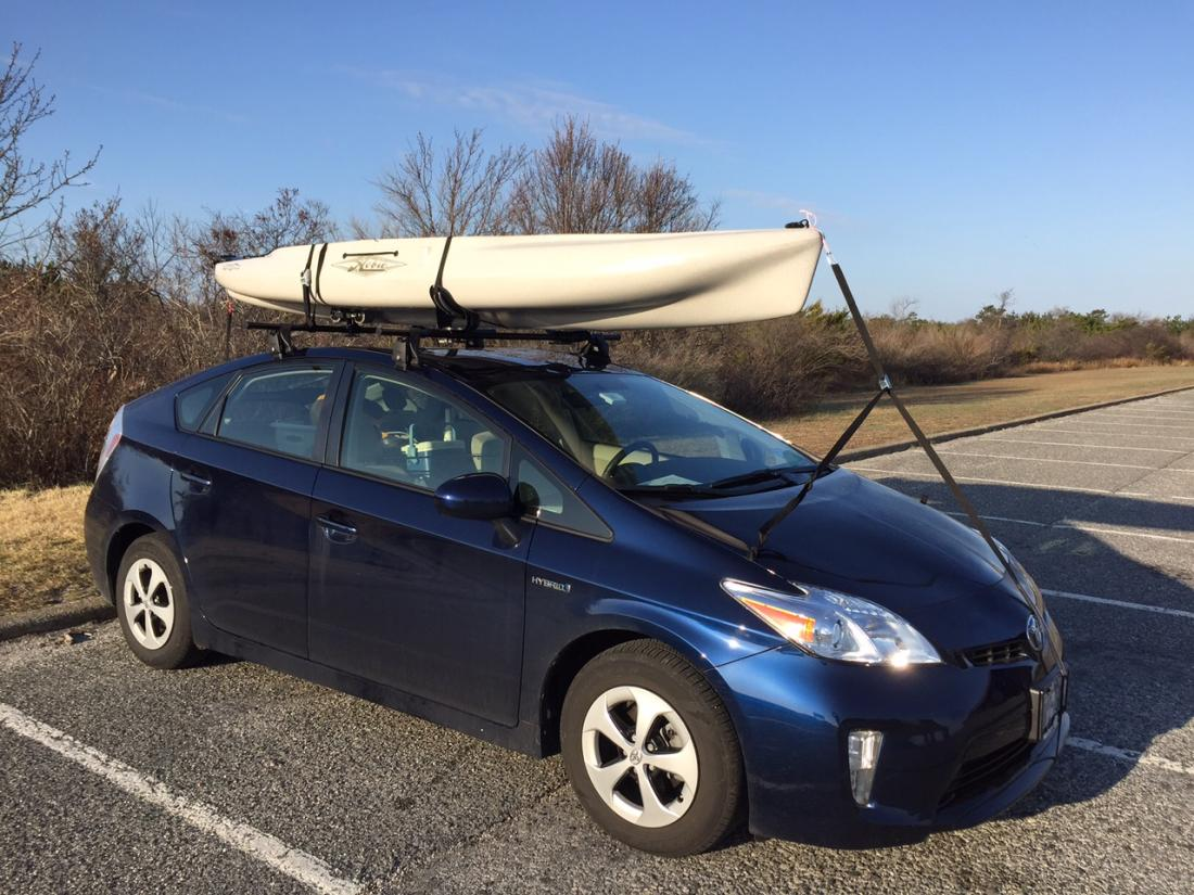 Show Your Toyota Prius Car Topping A Kayak Page 3