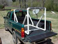PVC PickUp Truck Rack Pics - Kayaking and Kayak Fishing ...