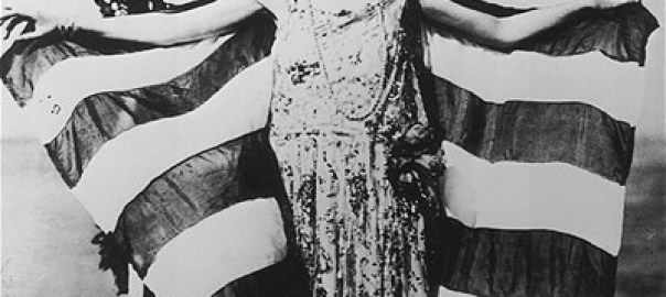 Margaret Gorman of Washington, D.C., was the first Miss America in 1921. The Miss America pageant was first devised as a way to extend the summer tourist season in Atlantic City, N.J.