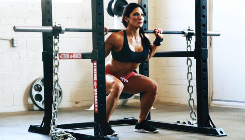 3 Day Strength Building Training Program For Women39s Fitness