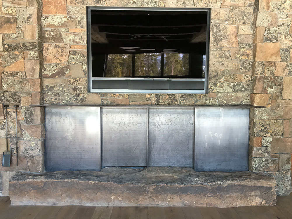 Custom Metal Fabrication Blacksmithing Bozeman Big