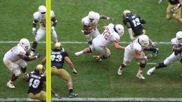 The University of Texas versus University of Colorado in 2005. Photo via WIKIMEDIA COMMONS