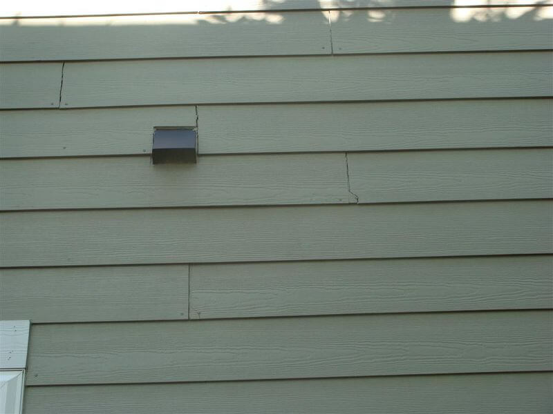 Problems With James Hardie Siding Installations Structure Tech