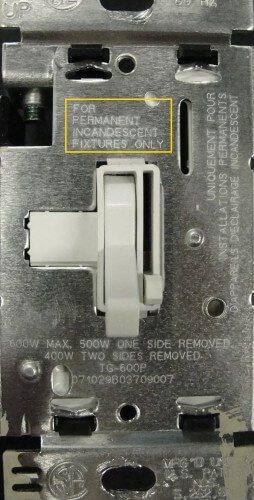Dimmer Switch + Ceiling Fan \u003d Problem - StarTribune
