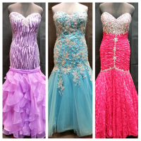 Fabulous Fit and Flare Plus Size Prom Dresses - Strut ...