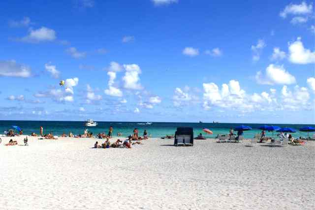 Miami Beach, South Beach, SoBe, Florida, Atlantic Ocean