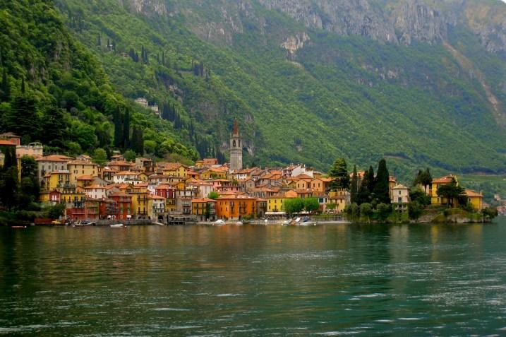 Lake Como, Lago di Como, Bellagio, Milan, Italy, Italia