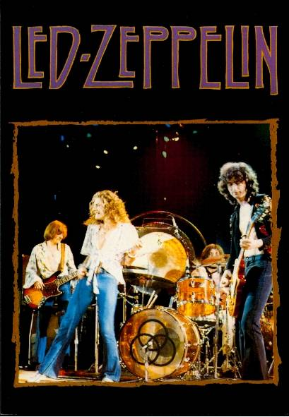 New Wallpaper Hd Led Zeppelin Postcards