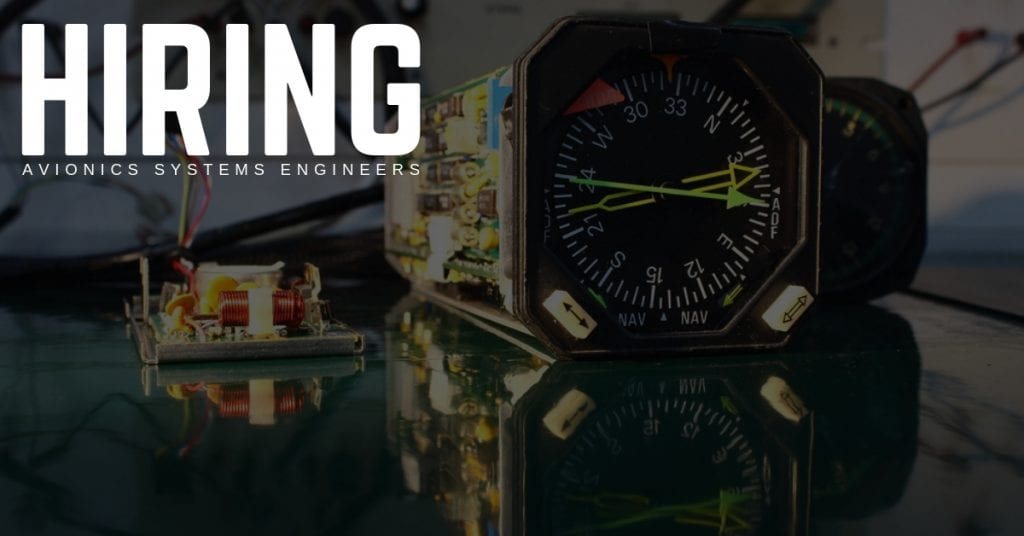 Hiring Avionics Systems Engineers in Greensboro, North Carolina