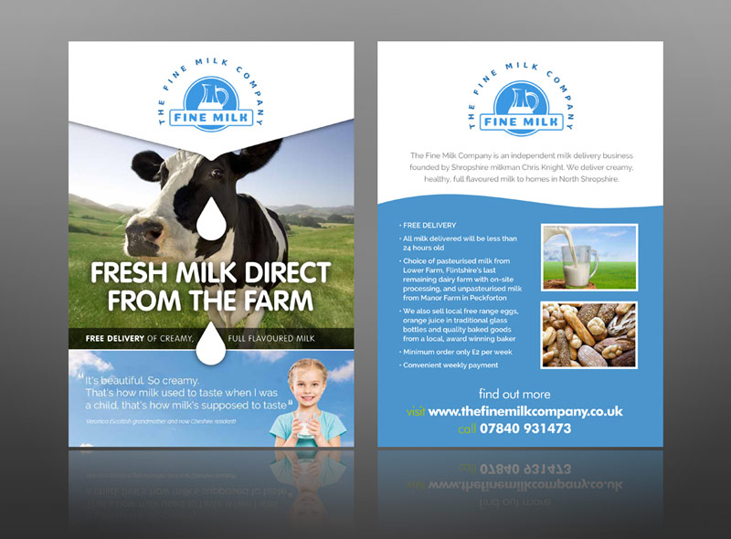 The Leaflet Guru Leaflet  flyer design  printing service - flyers design samples