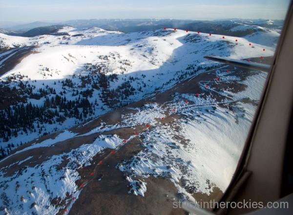Taylor Pass - elk mountains grand traverse
