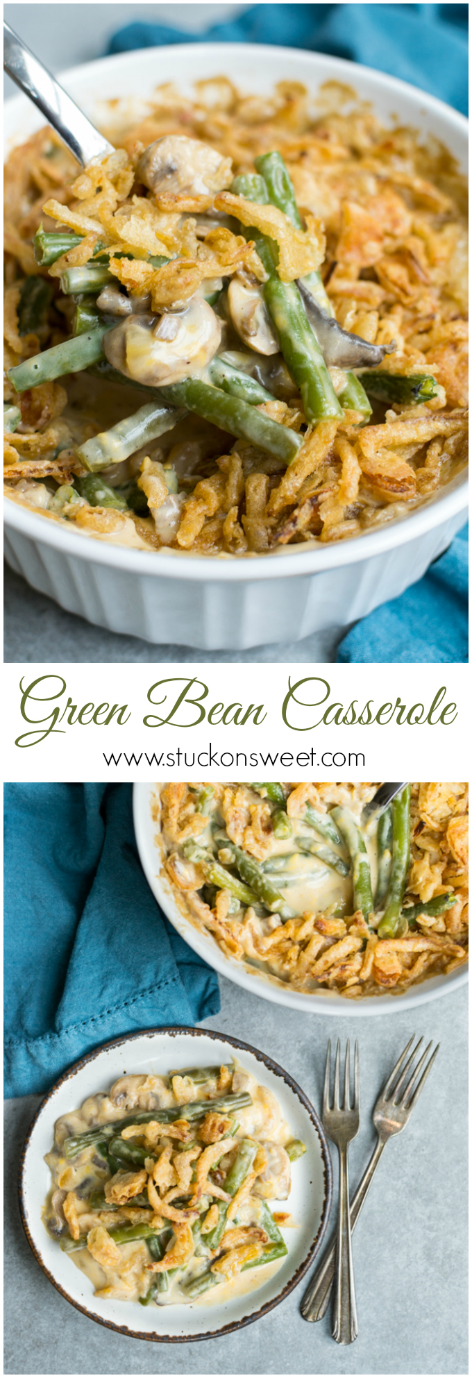 Green Bean Casserole The Perfect Thanksgiving Side Dish