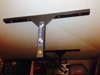 What's better ceiling or wall mounting my pull up bar ...