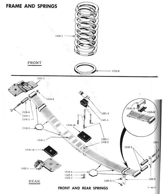 avanti wiring diagram
