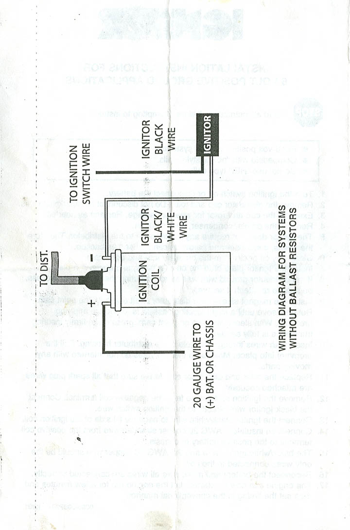 service manuals along with 6 volt positive ground wiring diagram