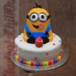 minion birthday cake ideas