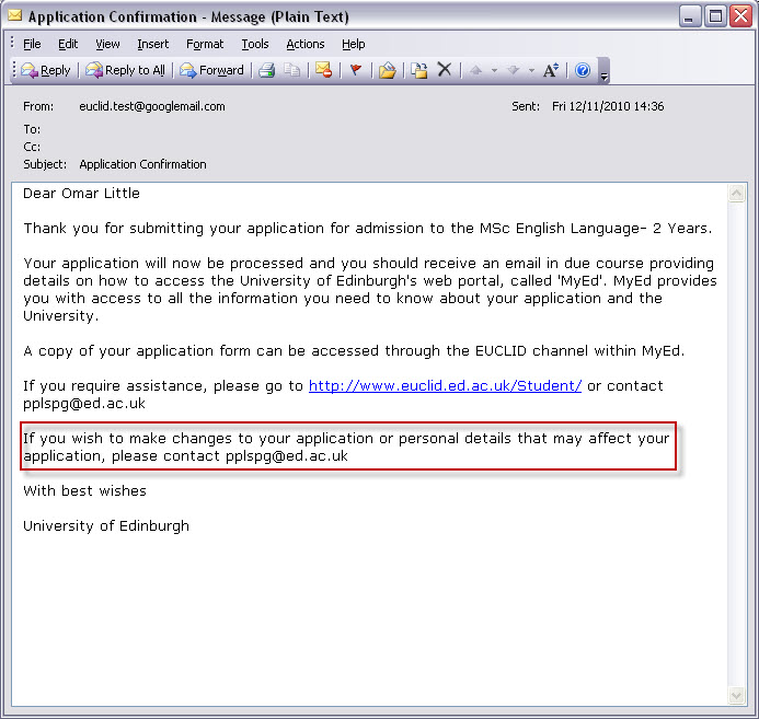 Apply job online email resume