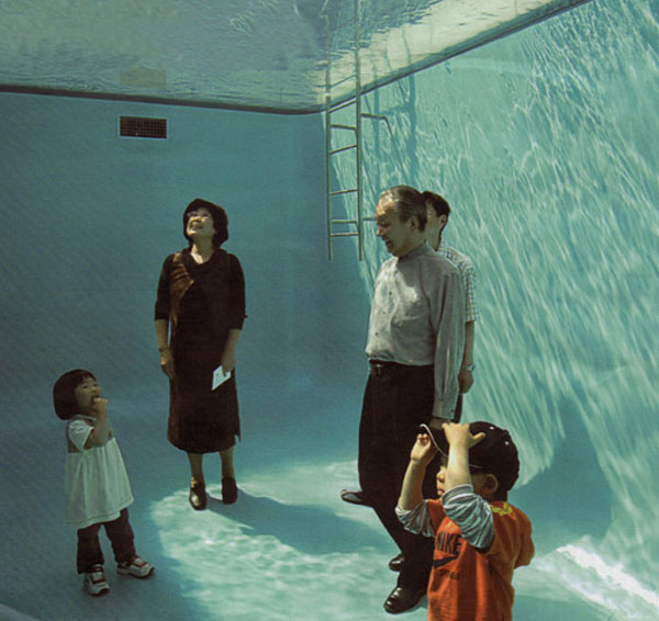 Leandro Erlich, Swimming Pool