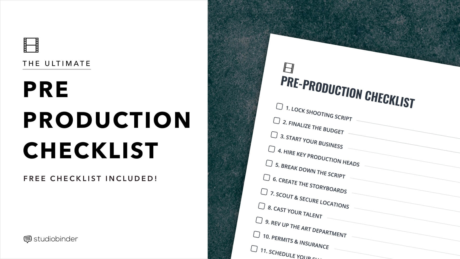 film production calendar template