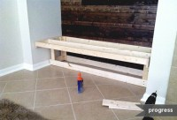 Plans for Reading Nook Bench | Gray House Studio