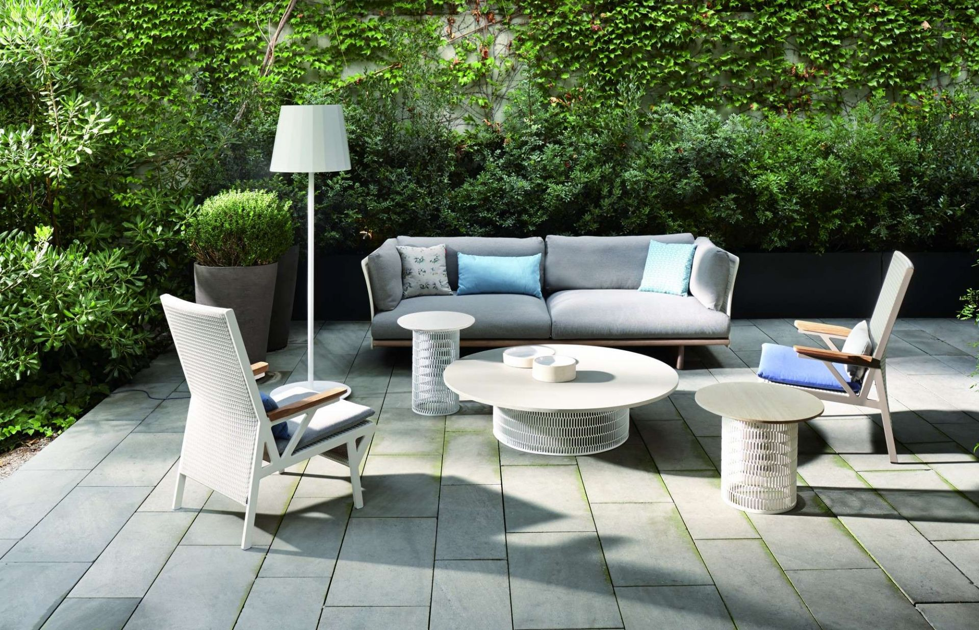√ kettal outdoor furniture riva collection by jasper morrison for
