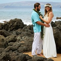 Justin and Christine – Me Ka Aloha