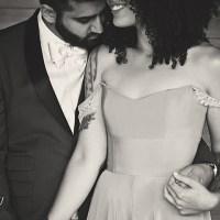 Elegant Modern Wedding Styled Shoot at the Machine Shop