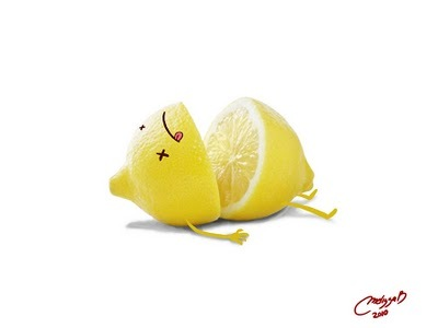 Funny Fruits by Melissa Ballesteros