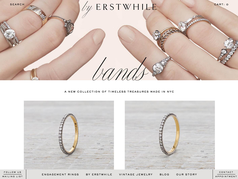 Erstwhile website designed by Scissor.