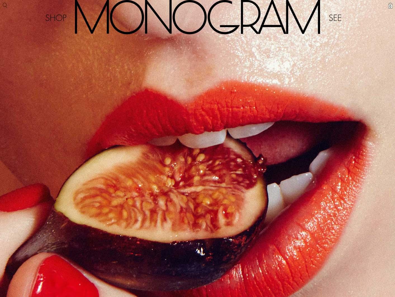 Monogram art direction by Scissor.