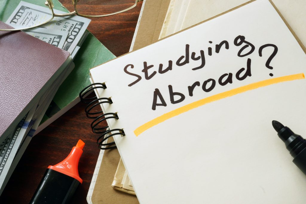 Studying abroad A life-changing experience Studyportals