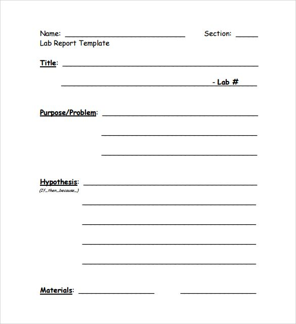 Crucial tips to write a proper chemistry lab report with pictures
