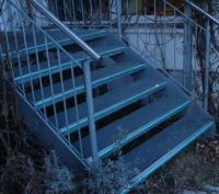 LED Treppenlicht, Treppenstufenprofile, Treppen Profile ...