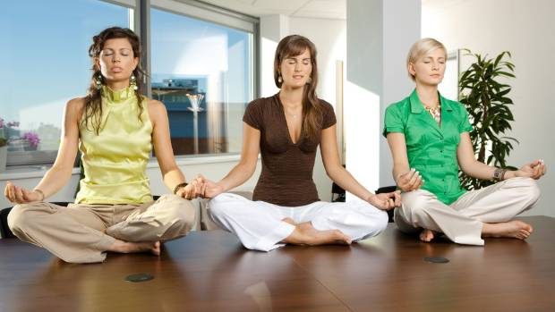 Do you enjoy meditation – or the thought of it – but can't ever seem to be able to fit it in? A group guided meditation could be for you.
