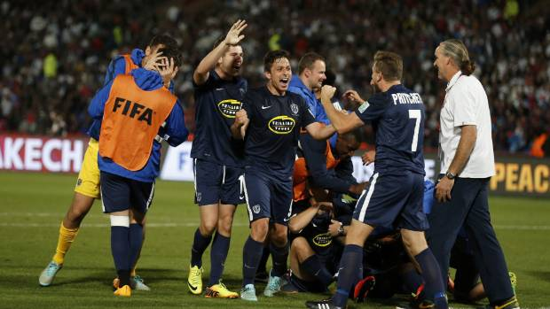Auckland City FC were in dreamland after upsetting Cruz Azul FC to claim third place at last year's Club World Cup in Morocco.