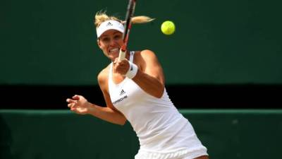 Kerber Will Face Serena Williams In Her Second Grand Slam Final