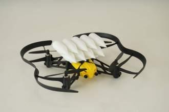 Un drone lance-missiles