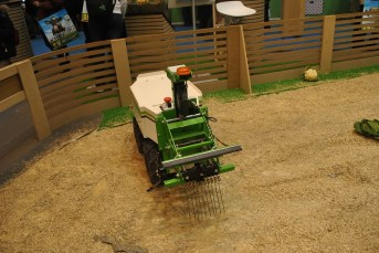 Le robot Oz