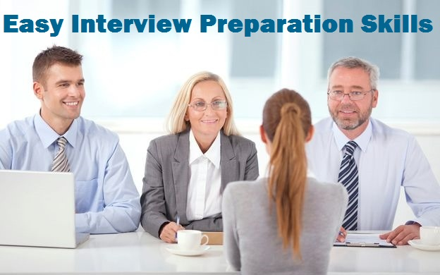 8 Good Job Interview Preparation Tips, Skills  Techniques For Succcess